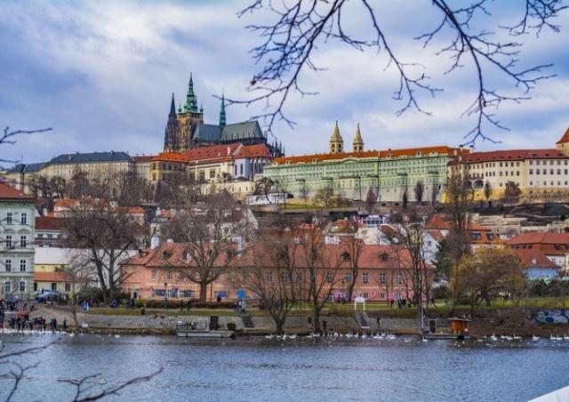 В Чехию идет потепление до +10°C
