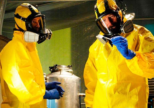 В мясной лавке в центре Праги варили метамфетамин