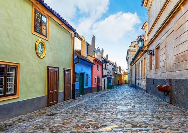 Бесплатно посетить объекты Пражского Града можно будет в мае