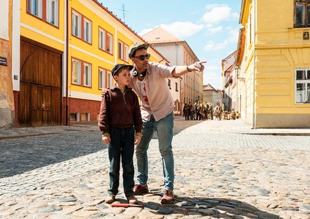 Снятый в Чехии «Кролик Джоджо» получил премию «Оскар»