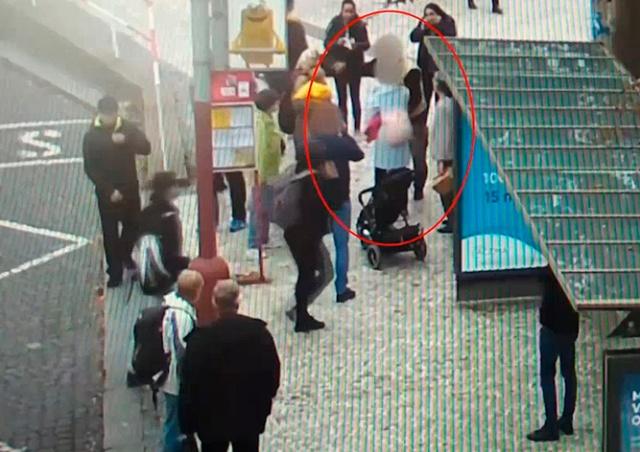Полиция Праги нашла мужчину, который случайно разбил голову 2-летней девочке