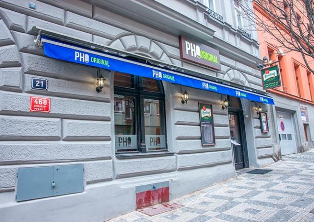 Пражский ресторан запретил вход китайцам из-за коронавируса