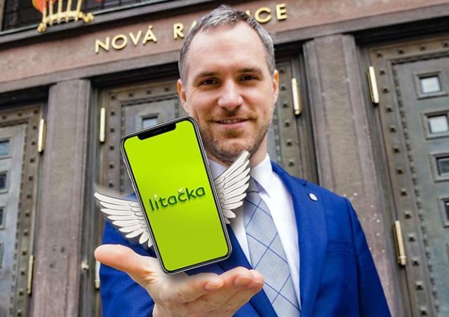 Мэр Праги решил переименовать мобильное приложение «Литачка»