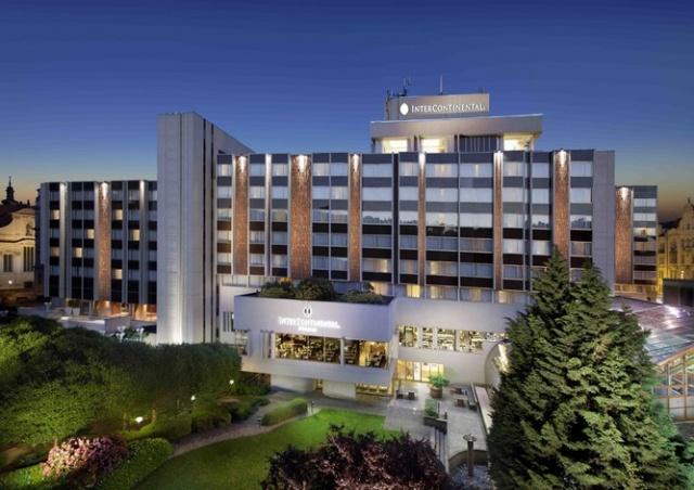 Отель Intercontinental в Праге хотят признать национальным наследием