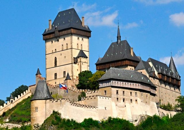 Чехия закрывает государственные замки и крепости из-за коронавируса