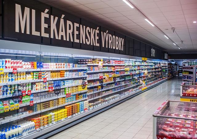 Продуктовые магазины по всей Чехии будут закрыты 13 апреля