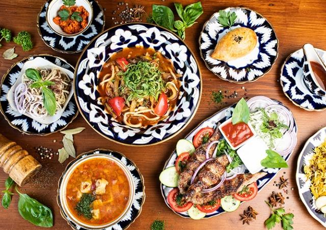 "Ресторан узбекской кухни ""Самарканд"""