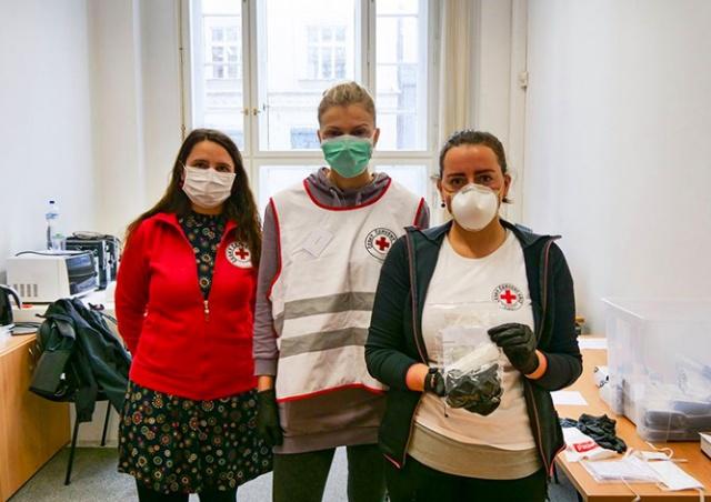 Важно: всех жителей Чехии обязали надевать маски при выходе из дома