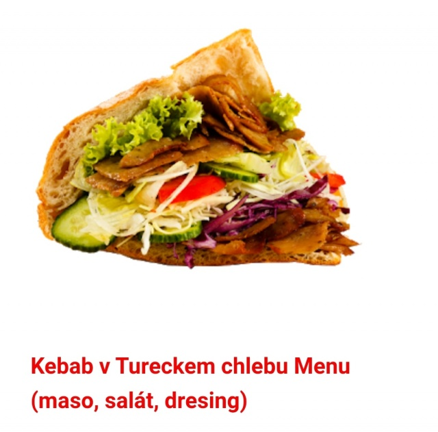Турецкий кебаб Queens Kebab