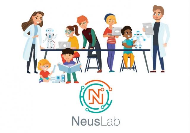 Инновационный образовательный центр- NeusLab