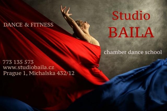 """Танцевальная студия - """"Studio BAILA"""""""