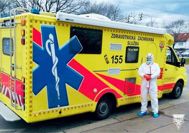 Число пациентов с коронавирусом в Чехии достигло 28
