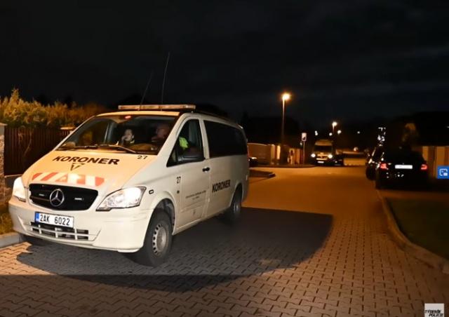 В Праге на улице застрелили женщину