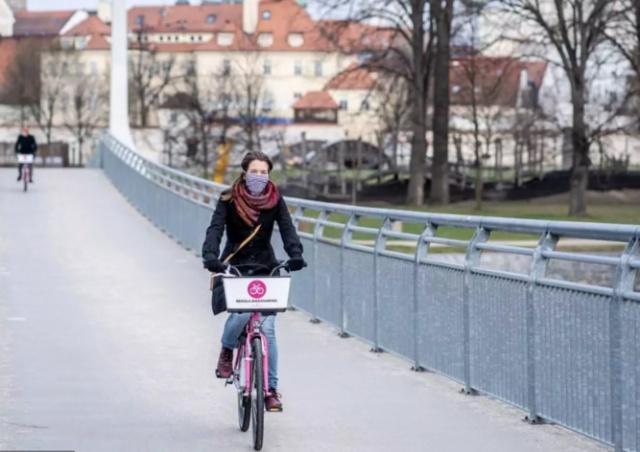 Прокат велосипедов Rekola останется бесплатным до 2 апреля