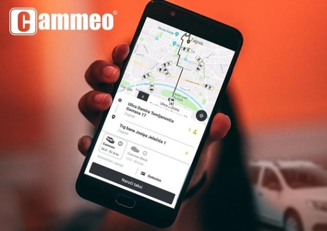 В Праге начал работу новый сервис такси