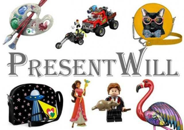 """Интернет - магазин""""PresentWill"""