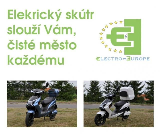 Электрические скутеры - Electro-Europe s.r.o.