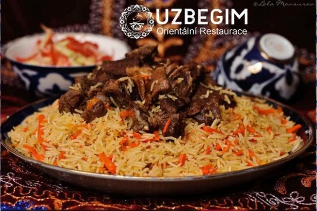 Ресторан узбекской кухни - UZBEGIM