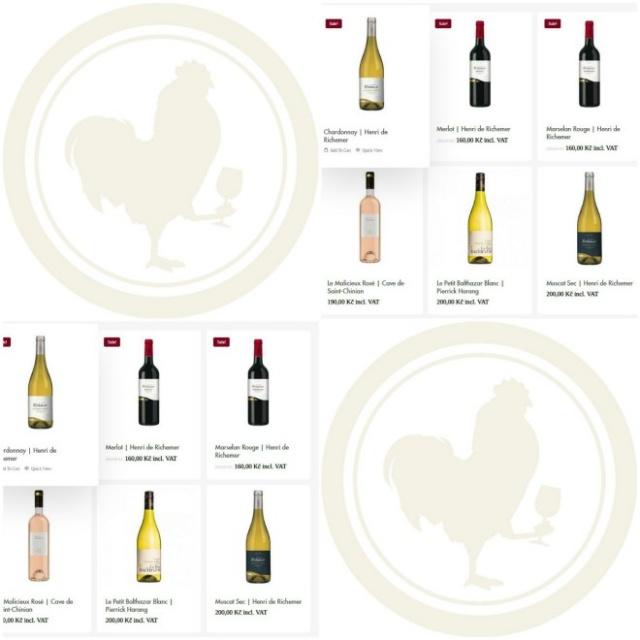 Винотека Французких Вин Chez Greg
