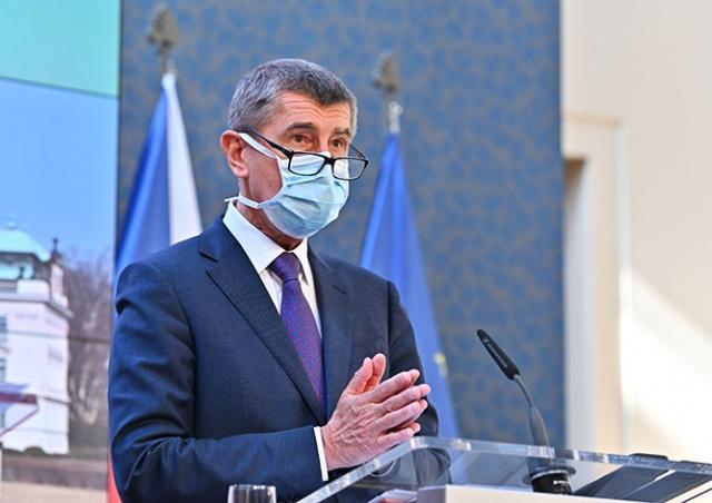 Правительство Чехии решило продлить чрезвычайное положение