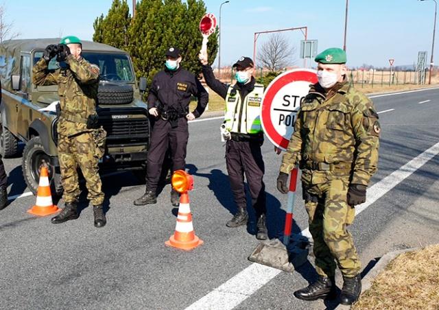 Польша случайно «оккупировала» часть Чехии