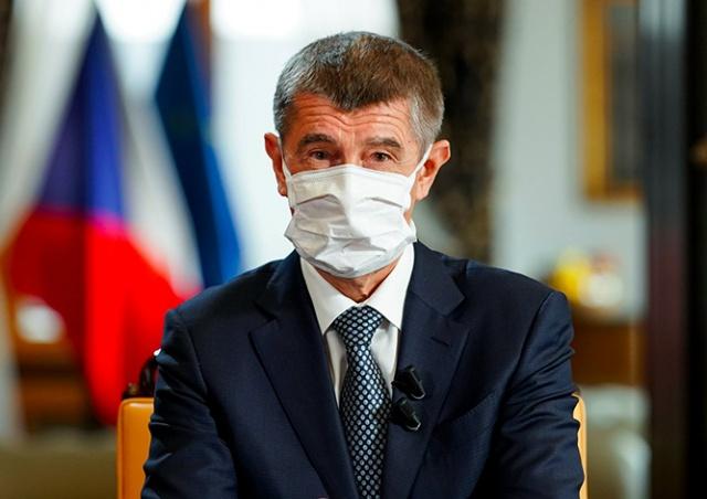 Премьер Чехии: нет причин продлевать чрезвычайное положение