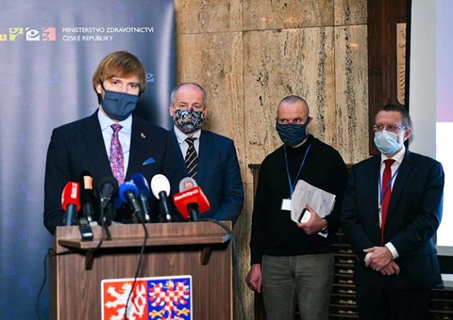 Правительство Чехии: на следующей неделе откроются новые магазины