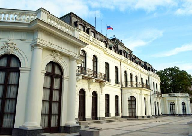 Посольство России объяснило «переезд» с площади Бориса Немцова