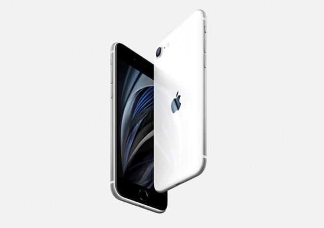 Apple представила дешевый iPhone SE