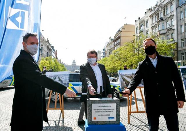 Карантин для всех: полиция приказала мэру Праги и чиновникам не «кучковаться»