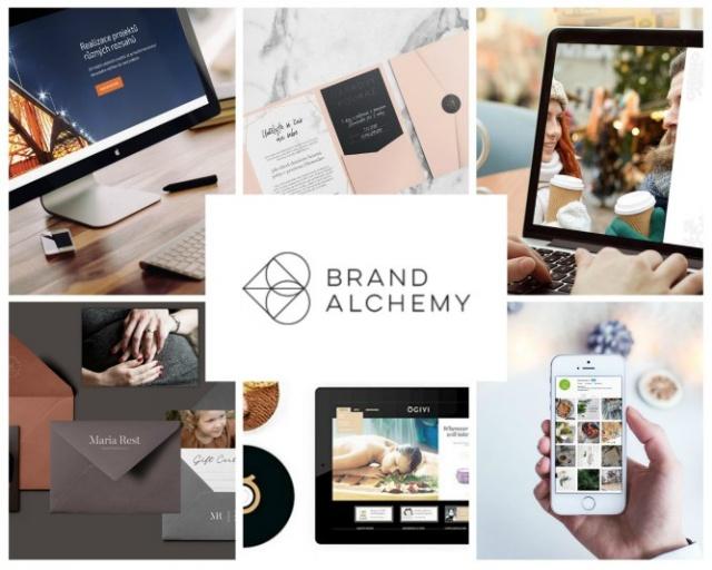 """Дизайн студия """"Brand Alchemy"""""""