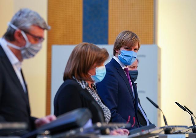 Минздрав Чехии назвал месяц, когда жители смогут снять маски