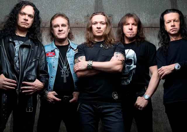 Группа «Ария» даст концерт в Праге