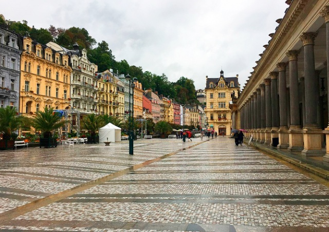 Синоптики рассказали, какой будет погода в Чехии в выходные