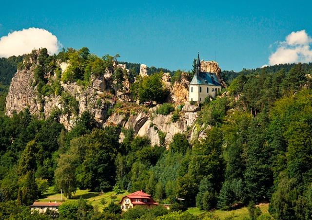 В романтические горы с «Пражским путешественником»