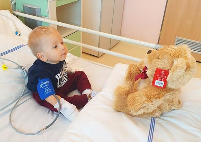 В Чехии ребенок впервые получил самое дорогое лекарство в мире