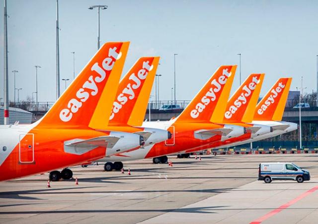 Хакеры похитили данные 9 млн пассажиров EasyJet