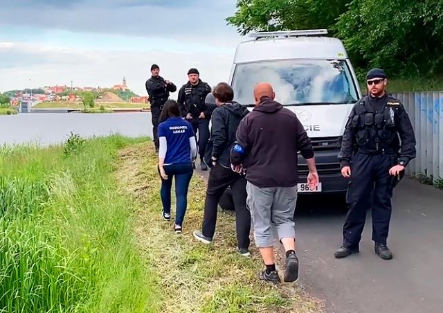 Пропавшего в Чехии младенца нашли мертвым