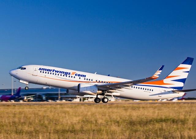 SmartWings возобновляет полеты из Праги в Хорватию