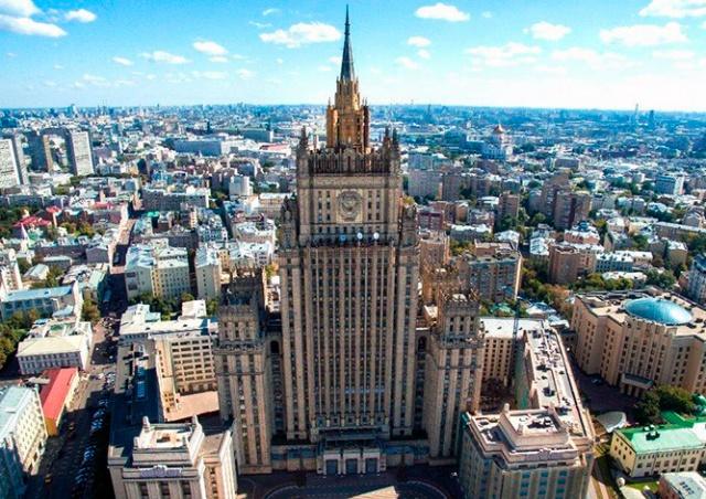 Россия вышлет двух чешских дипломатов