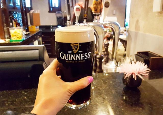 Из-за пандемии Guinness стала использовать пиво как удобрение