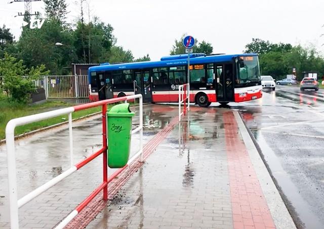 В Праге пассажир автобуса брызнул в лицо водителю из перцового баллончика