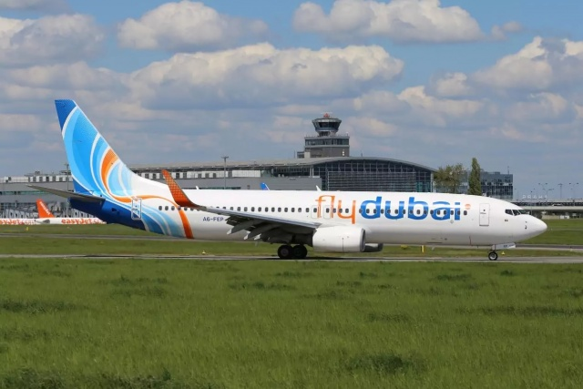 Flydubai возобновляет полеты между Прагой и Дубаем