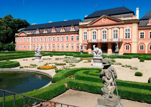 «Чешский Версаль» открылся после двухлетней реставрации
