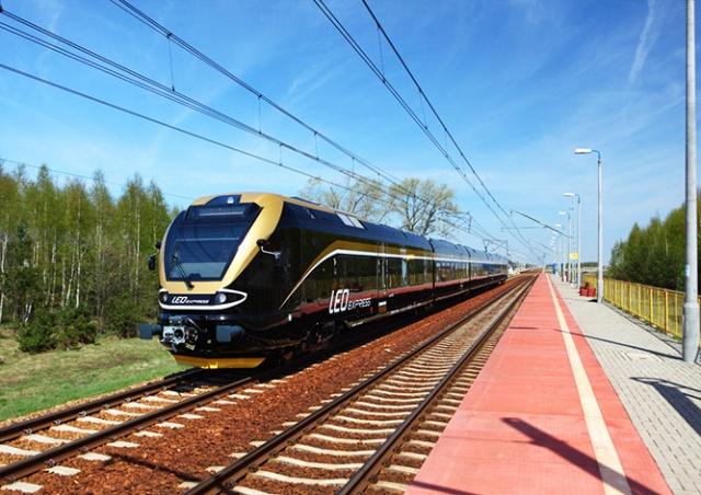 В Чехии едва не столкнулись пассажирские поезда