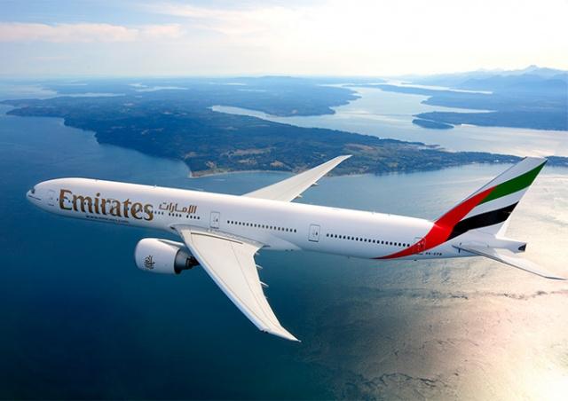 Emirates возобновляет полеты между Прагой и Дубаем