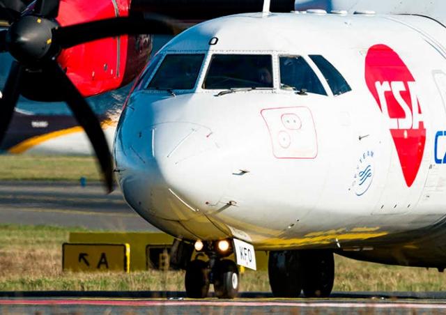 «Чешские авиалинии» запустят экскурсионные полеты над окрестностями Праги
