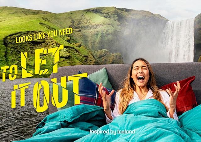 Исландия запустила сайт для записи крика. Его через колонки распространят на местные пейзажи
