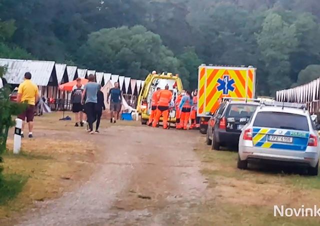 В летнем лагере в Чехии отравились 50 детей