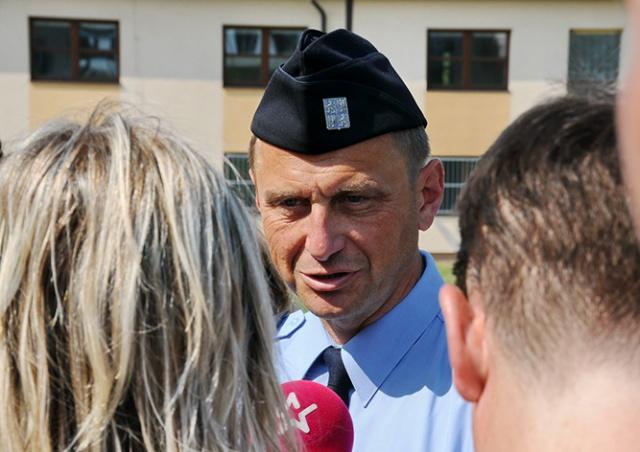 В Чехии высокопоставленный полицейский застрелился в служебной машине